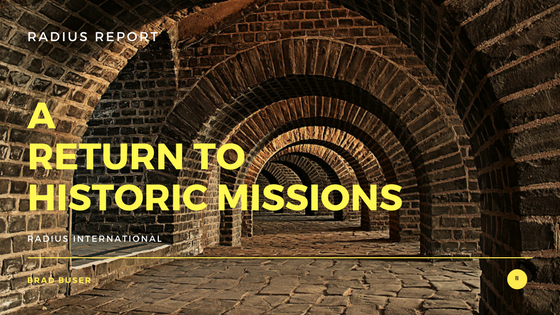 A Return to Historic Missions